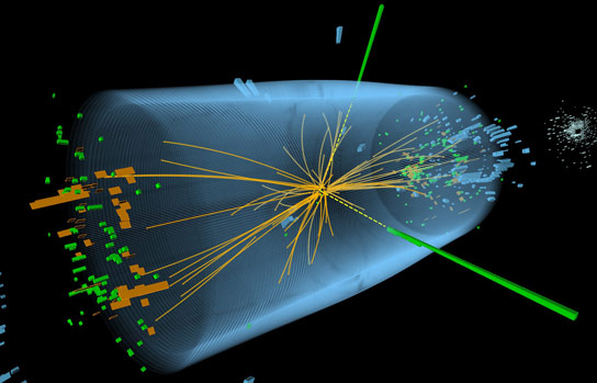 New CERN Data Bolsters Higgs Boson Discovery