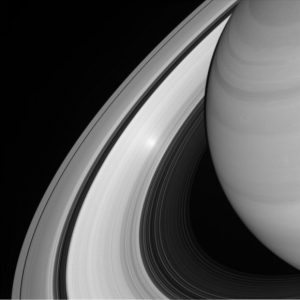 New Cassini Image Surge in the Ring