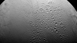 New Cassini Image of Enceladus