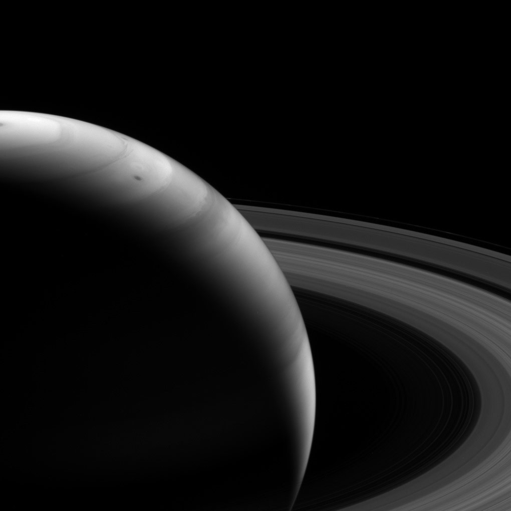 new pictures from saturn cassini - photo #3
