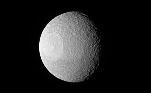 New Cassini Image of Tethys