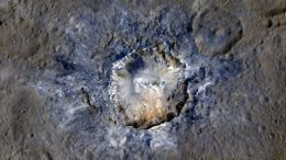 New Ceres Images Reveal Bright Craters