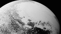 New Close-Up Images of Pluto from NASA's New Horizons Spacecraft