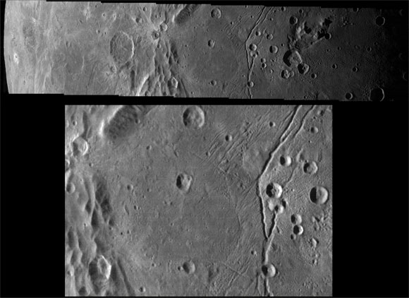 New Close-Up Images of Pluto's Moon Charon