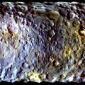 New Color Map Reveals Surface Diversity of Ceres