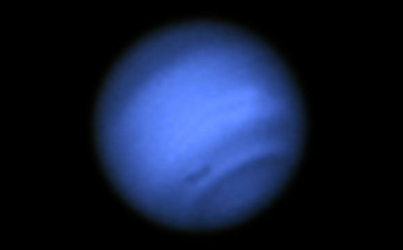 New Dark Spot on Neptune Confirmed