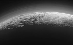 New Data from Pluto Flyby