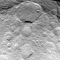 New Dawn Image of Ceres