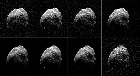 New Details on Halloween Asteroid 2015 TB145