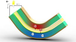 New Device Harnesses the Energy of Small Bending Motions