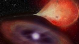 New Discovery Finds Starving White Dwarfs Are Binge Eaters