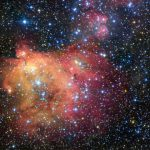 New ESO Image of the Colorful Emission Nebula LHA 120-N55