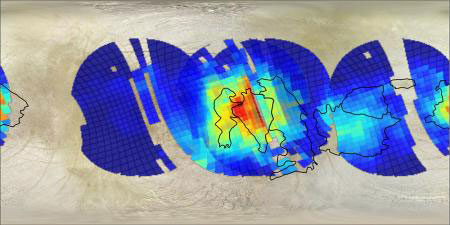 New Europa Research Identifies Possible Sites of Frozen Watery Deposits