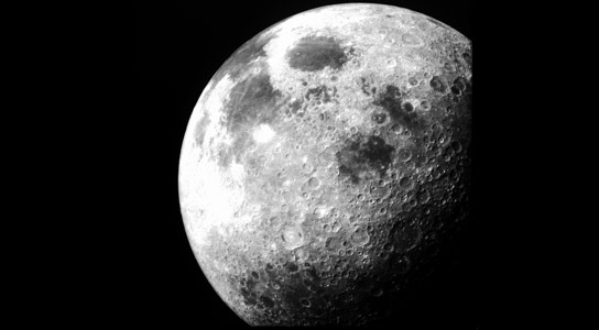 New Evidence Supports Moon Formation Via Earth Collision