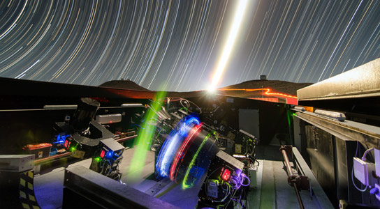 New Exoplanet-Hunting Telescopes