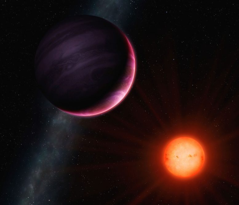New Exoplanet Survey Finds its First Planet NGTS-1b
