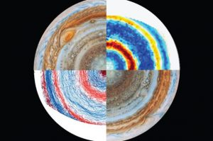 New Experiment Resolves the Mystery About Wind Flows on Jupiter