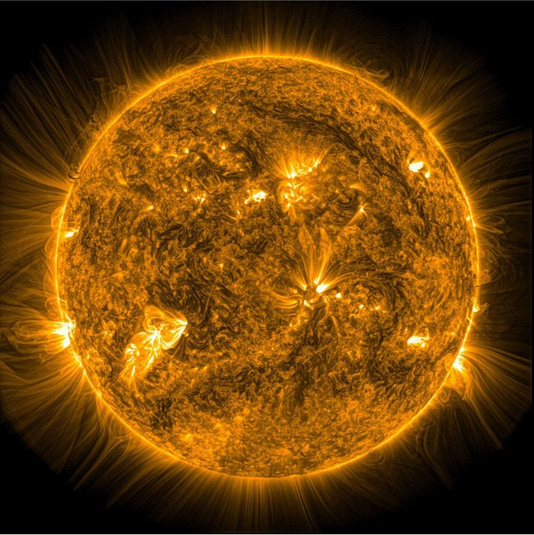 New Fundamental Constant of the Sun