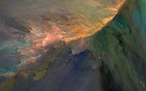 New HiRISE Image of the Hills of Juventae Chasma