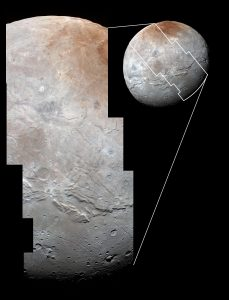New High-Resolution Images of Charon from NASA