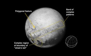 New Horizons Begins to View Pluto's Geology