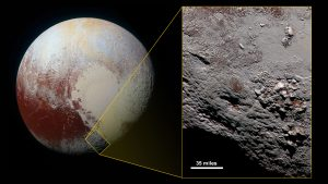 New Horizons Finds Possible Ice Volcano on Pluto