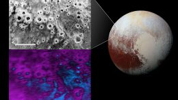 New Horizons Image of Pluto's 'Halo' Craters