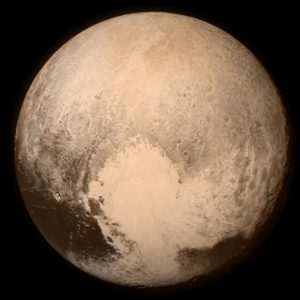 New Horizons Reaches Historic Encounter with Pluto