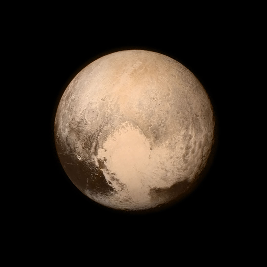 nasa images of pluto - photo #2