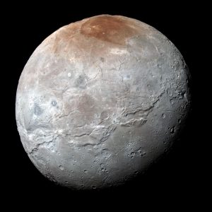 New Horizons Reveals Charon's Colorful and Violent History