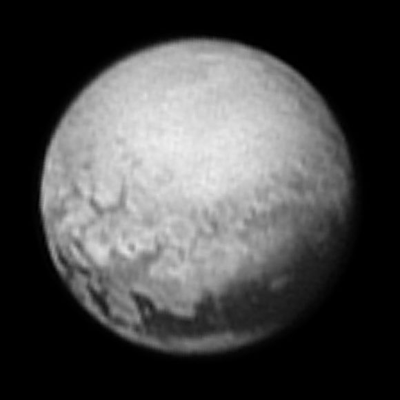 New Horizons Reveals Pluto's Geology