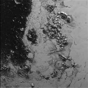 New Horizons Reveals Second Mountain Range on Pluto