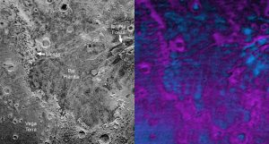 New Horizons Reveals Sublimation Eating Away at Pluto's Surface