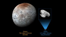 New Horizons Reveals Water-Ice Signature on the Surface of Hydra