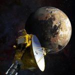 New Horizons Spacecraft Begins First Stages of Pluto Encounter