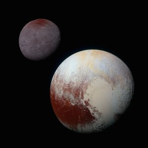 New Horizons Spacecraft Captures High-Resolution Images of Charon