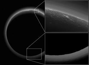 New Horizons Spacecraft Reveals Secrets of Pluto's Twilight Zone