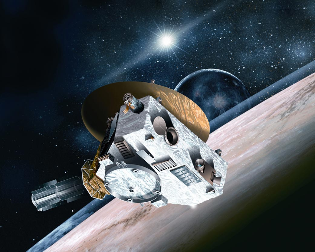 NASA's New Horizons Reaches a Rare Space Milestone – It's Almost 5 Billion Miles Away and Still Exploring