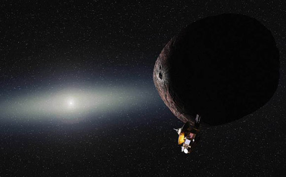 New Horizons Team Selects Potential Kuiper Belt Flyby Target
