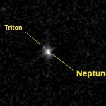 New Horizons Views Neptune