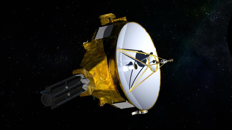 New horizons in space
