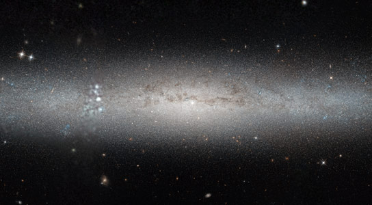 New Hubble Image Shows Multiple Objects