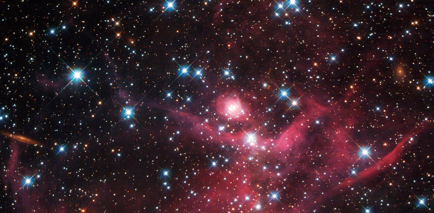 New hubble image of the large magellanic cloud - Space wallpaper large ...