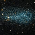 New Hubble Image of Dwarf Galaxy ESO 540 31