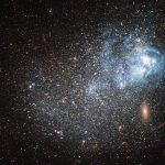 New Hubble Image of Dwarf Galaxy Markarian 209