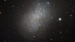 New Hubble VImage of Dwarf Galaxy NGC 5264