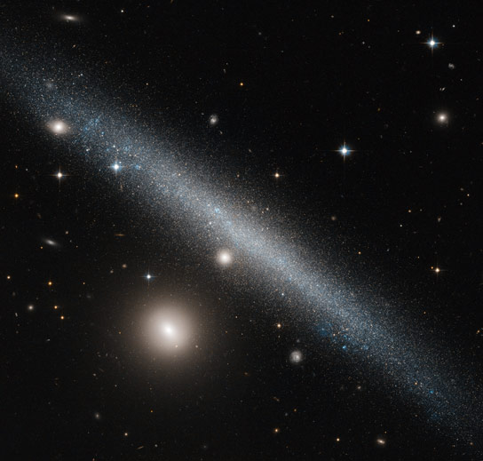 New Hubble Image of Dwarf Galaxy UGC 1281