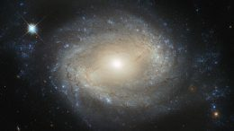 New Hubble Image of Galaxy NGC 4639
