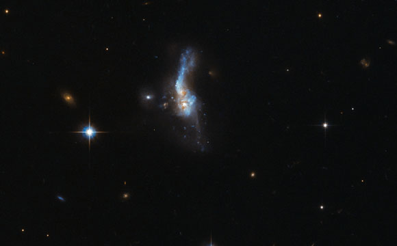 New Hubble Image of IRAS 14348-1447