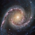 New Hubble Image of Intermediate Spiral Galaxy NGC 1566
